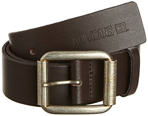 Voi Jeans Holster Aw14 - Ceinture - uni - Homme - Marron - FR: 80 (Taille fabricant: Medium)