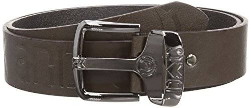 Duck And Cover Debossed - Ceinture - uni - Homme - Marron - FR: 115 (Taille fabricant: X-Large)