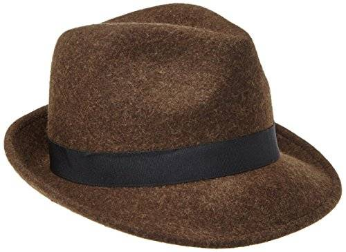Blaumax Zeshan Hat - Tribly - Femme - Marron (Chocolate 6090) - Taille unique (Taille fabricant: 0)