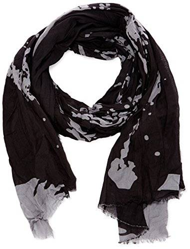 Redskins - Foulard - Tie-dye - Homme - Gris (Grey) - Taille unique (Taille fabricant: Taille unique)