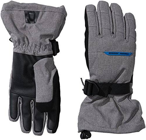 Ziener Stama As All Mountain Gants Homme Magnet Crash FR : XL (Taille Fabricant : 10,5)