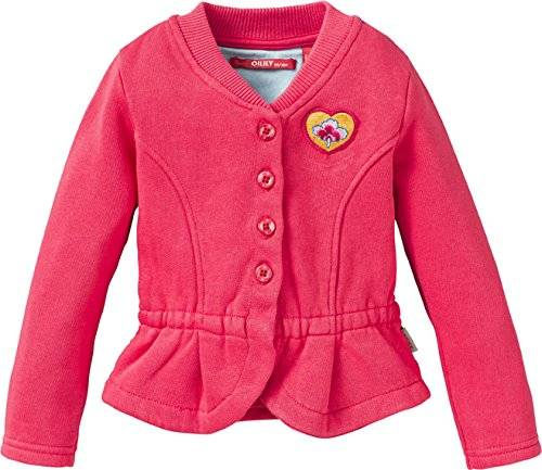 Oilily - Sweat-shirt Fille - Rose - Rosa (Pink 36) - 18 mois