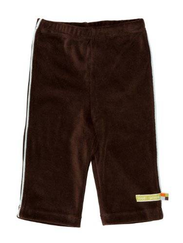 Loud + Proud - Pantalon - Mixte bébé - Marron (Chocolate) - FR: 24 mois (Taille fabricant: 86/92)