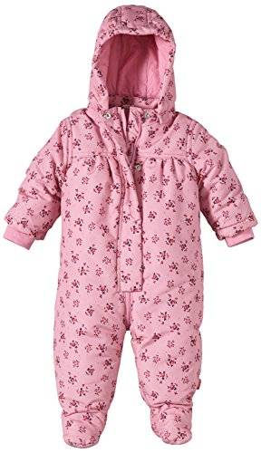 Name It - Grenouillère - Bébé fille - Multicolore (Orchid Smoke) - FR: 1 mois (Taille fabricant: 50-56)
