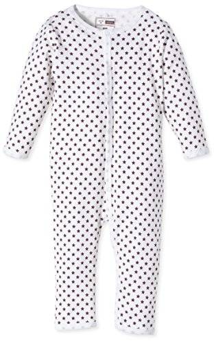 Name It Nightsuit Ls Aop Noos - Grenouillère - Fille - Multicolore (Winetasting) - FR: 3 mois (Taille fabricant: 62)