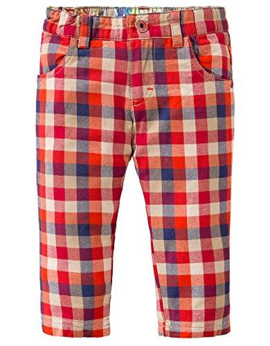 Oilily - Pantalon Fille - Rouge - Rot (Red 21) - 3 ans