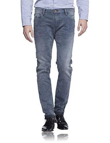 Scotch & Soda Skim - Alpha Beat - Jeans - Relaxed - Homme - Gris (grey 97) - W34/L32 (Taille fabricant: 34/32)