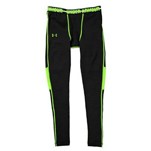 Under Armour Armourstretch CG Collant de protection Homme Black/Risky Red FR : M (Taille Fabricant : MD)