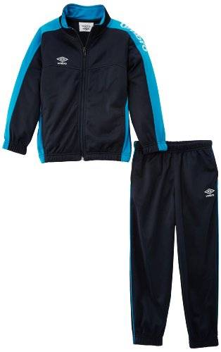 Umbro Training Survêtement Homme Marine/Marine/Bleu Atome FR : 6-8 ans (Taille Fabricant : 120)