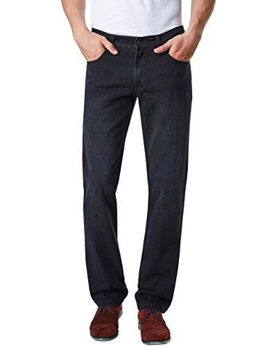 Pioneer - Jeans - Droit - Homme - Noir (Black Used 116) - W33/L34 (Taille fabricant: 3334)