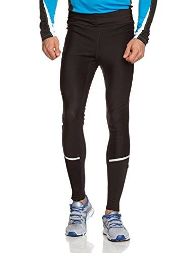 Gore Running Wear Mythos 2.0 Windstopper So Collant Homme Noir FR : L (Taille Fabricant : L)