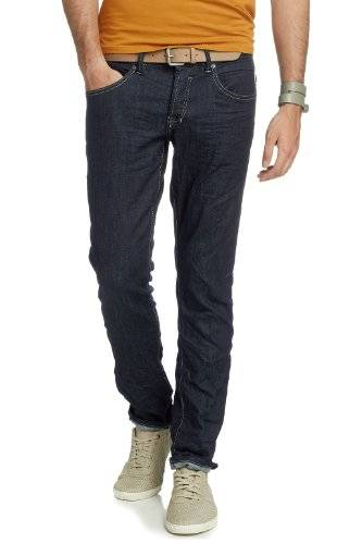 edc by ESPRIT Jeans Skinny Homme - Bleu (Rinse) - FR : 36W/36L (Taille Fabricant : 36/36)