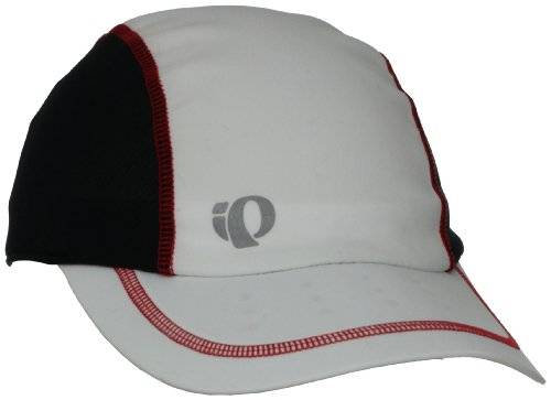 Pearl Izumi Infinity In-R-Cool Casquette Homme White/True Red