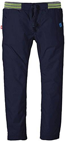 LEGO Wear - Pantalon Garçon - Bleu - Blau (MIDNIGHT BLUE 588) - 5 ans