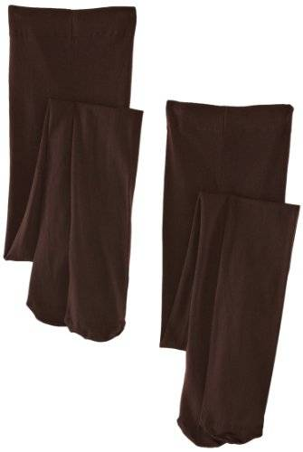 PEX Collants Fille - Marron - Marron -FR : 8 ans (Taille Fabricant : 8-10 Years)