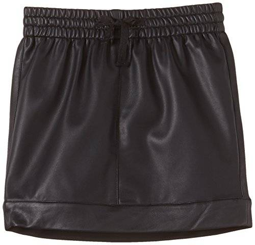 Outfitters Nation - Jupe - Fille - Noir (Black C-N10) - FR: 10 ans (Taille fabricant: 2XS/140)