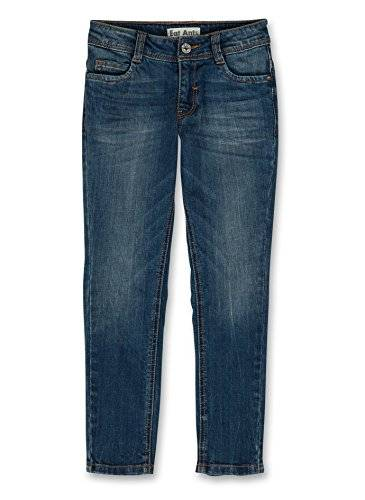 Sanetta 135983 - Jeans - Fille - Bleu (midnight blue 9453) - FR: 12 ans (Taille fabricant: 152)