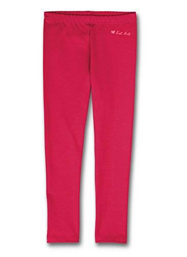 Sanetta - Leggings - Fille - Rose (Hot Pink 38014) - FR: 8 ans (Taille fabricant: 128)