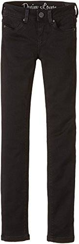 Outfitters Nation - Jeans - Fille - Noir (Black C-N10) - FR: 14 ans (Taille fabricant: 25/164)