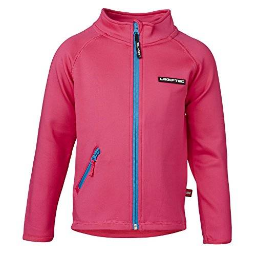 Lego Wear - Blouson - Fille - Rose (Bright Pink 474) - FR: 4 ans (Taille fabricant: 104)