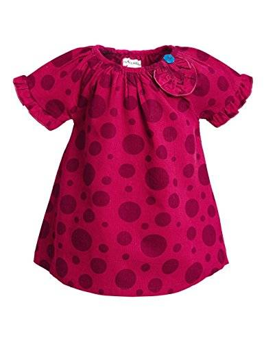 Phister & Philina - T-shirt - Fille - Rouge (Red Plum Red Plum) - FR: 5 ans (Taille fabricant: 110)