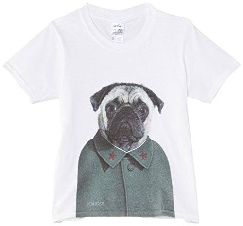 Brands In Limited - T-shirt Fille - Blanc - Blanc - 7 ans