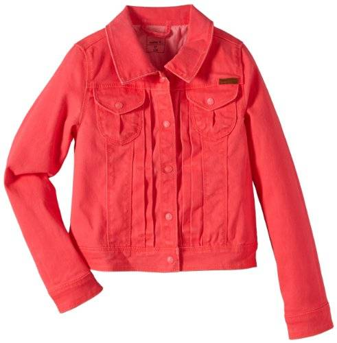 Name It - Blouson Fille - Rose - Rosa (Diva Pink) - FR : 11 ans (Taille Fabricant : 146) (Brand size: Herstellergröße: 146)