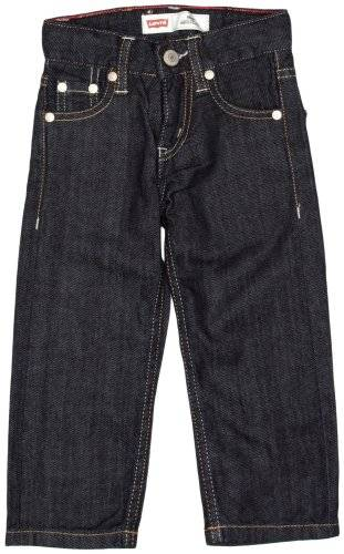 Levi's - Jean - Coupe droite - Garon - Bleu (One Wash) - FR : 14 ans (Taille fabricant : 14 years)