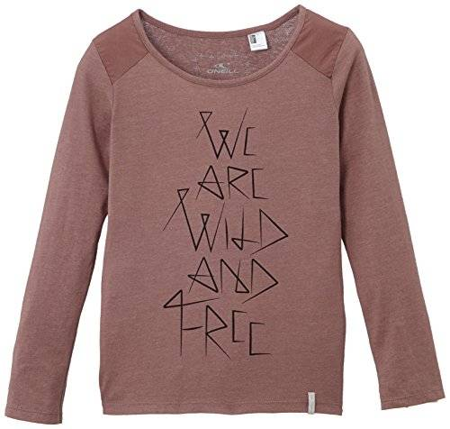O'Neill Lg Restless T-Shirt manches longues Fille Twilight FR : 14 ans (Taille Fabricant : 164)
