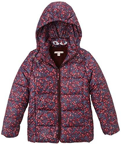 Esprit 094EE7G001 - Manteau - Fille - Violet (Grape Jelly) - FR: 7 ans (Taille fabricant: 116)