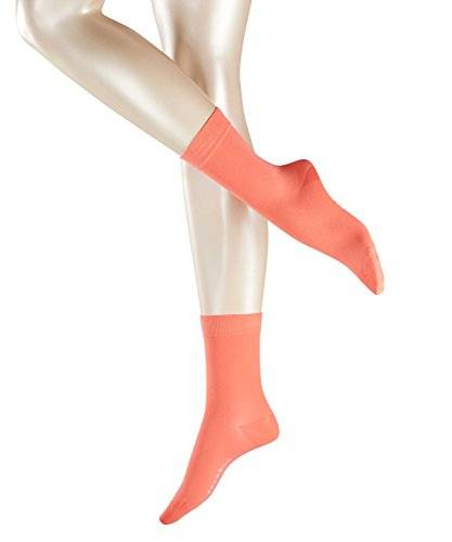 Falke Touch - Chaussettes - Femme - Rouge (Scarlet 8852) - FR: 35-38 (Taille fabricant: 35-38)