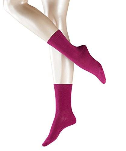 Falke - Chaussettes - Femme - Rose (Magenta 8020) - FR: 35-38 (Taille fabricant: 35-38)