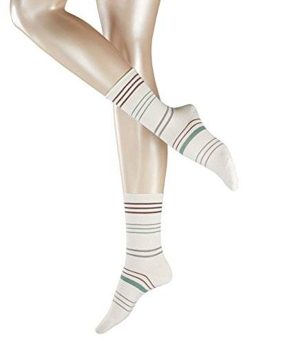 Falke - Chaussettes - Femme - Beige (Off-White 2049) - FR: 39-42 (Taille fabricant: 39-42)