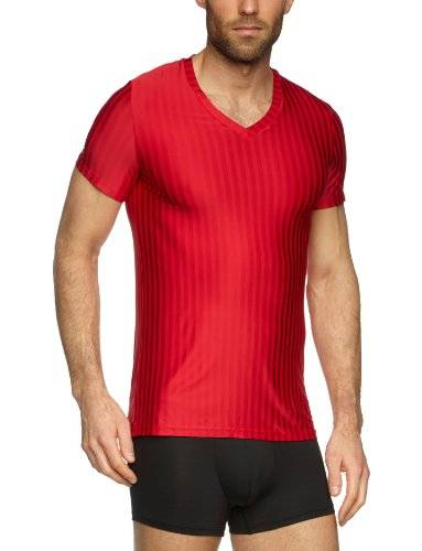 Hom - Innocent - Maillot de Corps - Homme - Rouge (Rouge) - FR : X-Large (Taille fabricant : 5)
