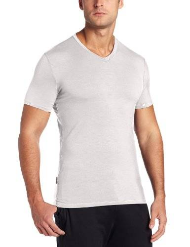 Ice Breaker Icebreaker Anatomica T-Shirt manches courtes Homme Ivory FR : XL (Taille Fabricant : XL)
