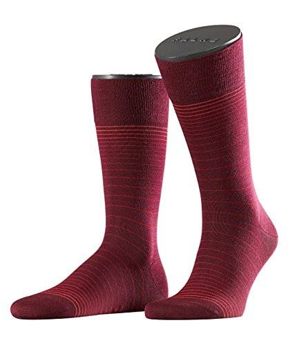 Falke - Chaussettes - Homme - Rouge (Barolo 8596) - FR: 45-46 (Taille fabricant: 45-46)