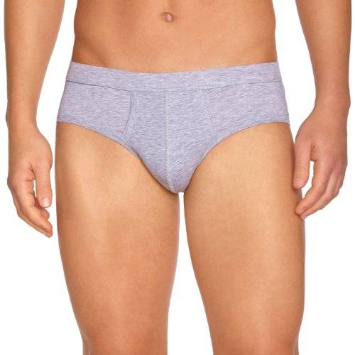 Eminence - Iconique - Slip - Uni - Homme - Gris (Gris Chine) - FR : Small (Taille fabricant : 2)