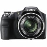 Sony DSC-HX200V Appareil photo bridge Zoom optique 30 x 18,2 Mpix 3D GPS Noir