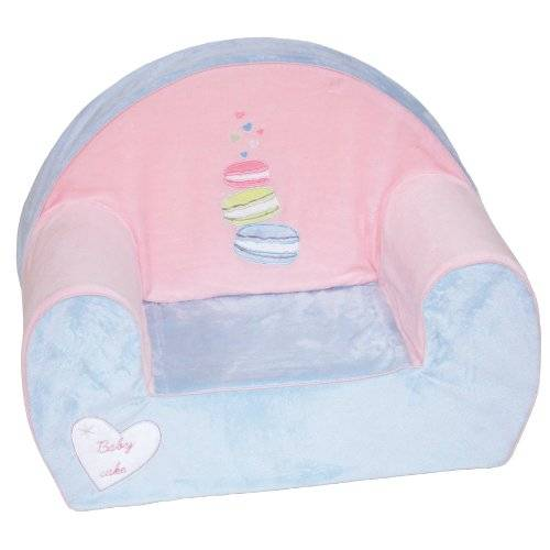 Fauteuil Club Baby Cake Macarons