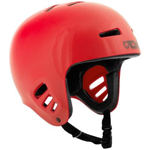 Tsg Dawn Solid Color Casque Rouge Rouge S/M