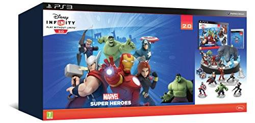 Disney Infinity 2.0 : Marvel Super Heroes - Avengers starter pack - collector's edition [import anglais] PlayStation 3