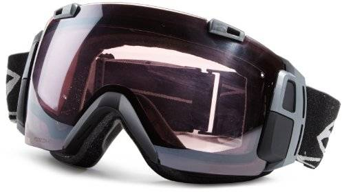 Smith I/O Recon Masque de ski/snowboard Noir/Red Solx