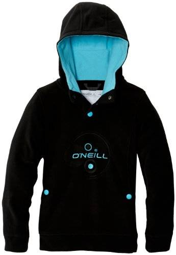 O'Neill Sport Pearl Pullover fille Black Out FR : 16 ans (Taille Fabricant : 176)