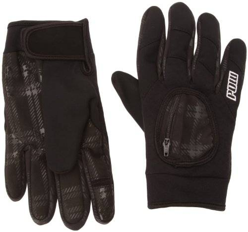 Pow gloves Pho-Tog Gants homme Noir FR : M (Taille Fabricant : M)
