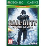 ACTIVISION Call of Duty 5 : World at War - édition classic Xbox 360