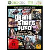Take2 GTA : episodes from Liberty City [import allemand] Xbox 360