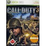 ACTIVISION X-BOX 360 CALL OF DUTY 3 Xbox 360