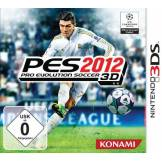 Konami PES 2012 : Pro Evolution Soccer [import allemand] Nintendo 3DS