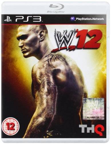 THQ WWE 12 [import anglais] PlayStation 3