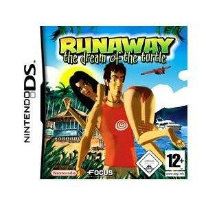 RUNAWAY: THE DREAM OF THE TURTLE (NINTENDO DS) [IMPORT ANGLAIS] [JEU DS]